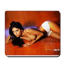 Mindy Vega Wight Hot Pants Mousepad