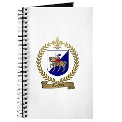 TROTTIER Family Crest Journal