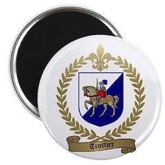 TROTTIER Family Crest Magnet