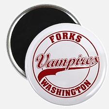 Vampires Forks, WA Magnet