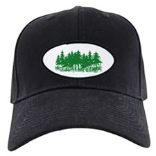 Trees Baseball Hat