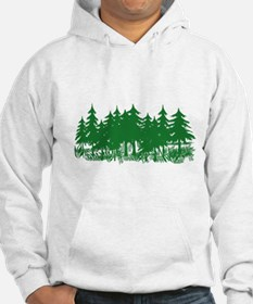 Trees Jumper Hoody