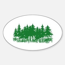 Trees Decal