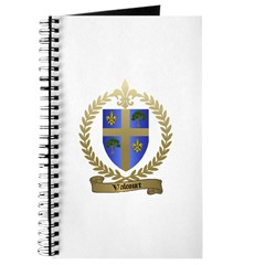 VALCOURT Family Crest Journal