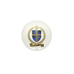 VALCOURT Family Crest Mini Button (10 pack)