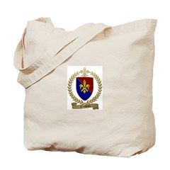VEILLEUX Family Crest Tote Bag