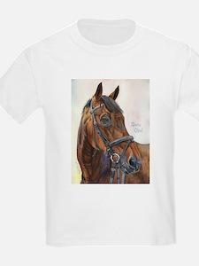 Maurice Cheval Kids T-Shirt