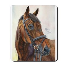 Maurice Cheval Mousepad
