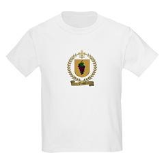 VENOIT Family Crest Kids T-Shirt