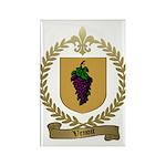 VENOIT Family Crest Rectangle Magnet (100 pack)