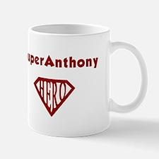 Super Hero Anthony Mug