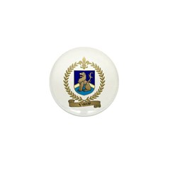 VILLERAY Family Crest Mini Button (100 pack)