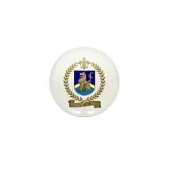 VILLERAY Family Crest Mini Button (10 pack)