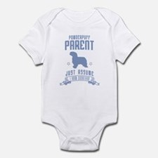 Powderpuff Infant Bodysuit