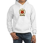 VINCENT Family Crest Hooded Sweatshirt