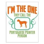Portuguese Pointer Small Poster