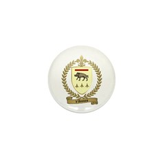 D'AMOURS Family Crest Mini Button (10 pack)