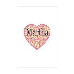 Martha Posters