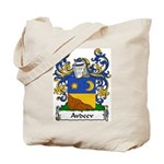 Avdeev Family Crest Tote Bag