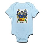 Avdeev Family Crest Infant Creeper