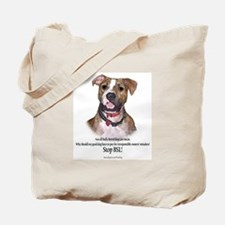 Great 2 sided APBT Tote Bag