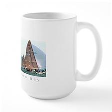 San Francisco Bay Sailing Mug