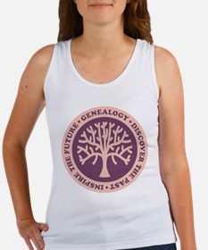 Discover The Past Women's Tank Top