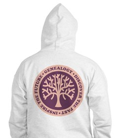 Discover The Past Hoodie