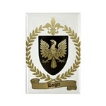DAIGRE Family Crest Rectangle Magnet