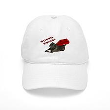 Chug, red: Baseball Baseball Cap