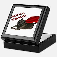 Chug, red: Keepsake Box