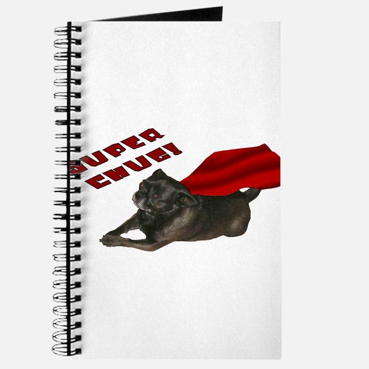 Chug, red: Journal