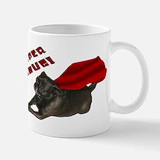 Chug, red: Mug