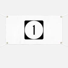 Route 1, Delaware Banner