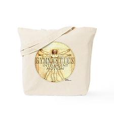 da Vinci Gymnastics Tote Bag