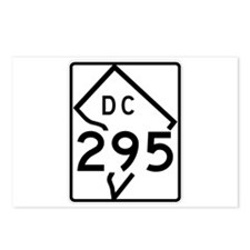 Route 295, District of Columbia Postcards (Package