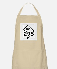 Route 295, District of Columbia BBQ Apron