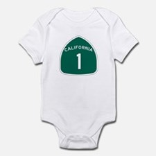 State Route 1, California Infant Bodysuit