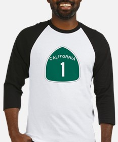 State Route 1, California Baseball Jersey
