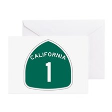 State Route 1, California Greeting Cards (Pk of 10