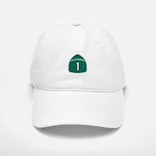 State Route 1, California Baseball Baseball Cap