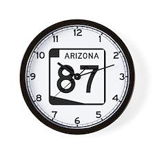State Route 87, Arizona Wall Clock