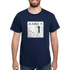 Route 1, Alaska T-Shirt