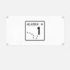 Route 1, Alaska Banner