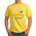 Powderpuff Yellow T-Shirt