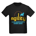 Powderpuff Kids Dark T-Shirt