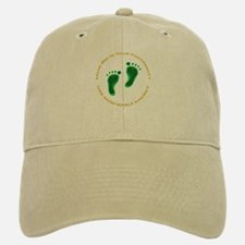 Carbon Footprint Renewable En Baseball Baseball Cap