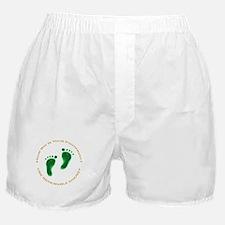 Carbon Footprint Renewable En Boxer Shorts