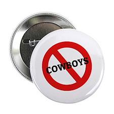"Anti-Cowboys 2.25"" Button (10 pack)"