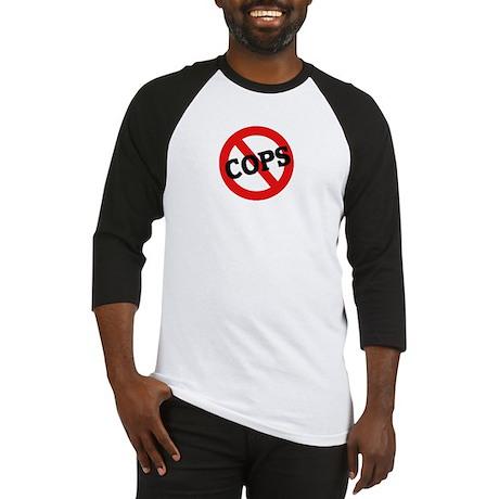 Anti-Cops Baseball Jersey